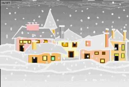 neige neige blanche chanson