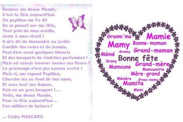 Fête Des Grand Mères Allez Mamies Blogskidz