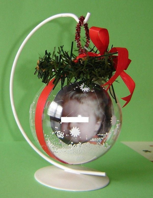 Boule transparente - Decoration boule plastique transparente ...