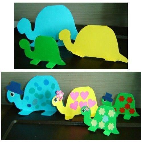 la familles tortues