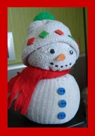 bonhomme de neige (fin)