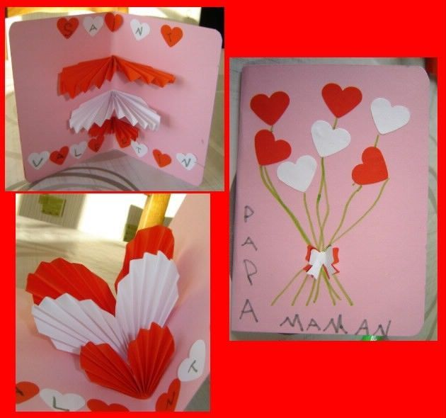 Saint valentin - Bricolage st valentin ...